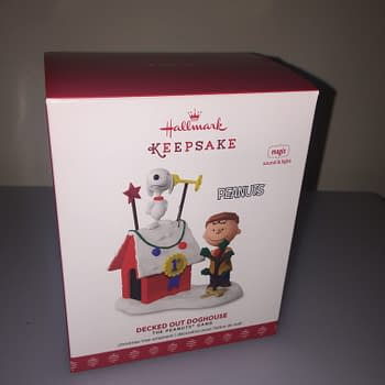 Cute Zombies, Aquaman Ornaments, And More From Hallmark!