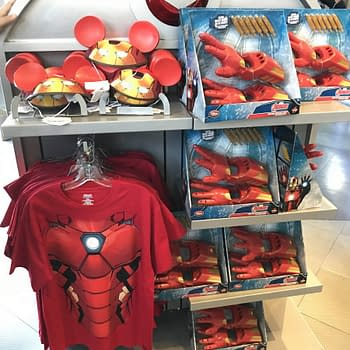 Disney World Adds New Exclusive Marvel Items To The Park