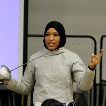 Barbie Introduces First Hijab-Wearing Doll, Based On Olympian Ibtihaj Muhammad