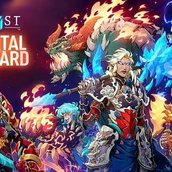 Bandai Namco Release The Immortal Vanguard Expansion For Duelyst