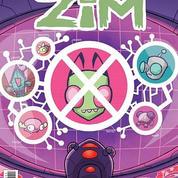Invader Zim #25 Review: Subversive Delightful And Full Of Doom