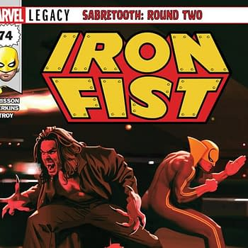 Iron Fist #74 Review: Aww Sabretooth Does Care