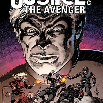 Writers Commentary: Joe Gentile Talks Justice Inc.: The Avenger #4