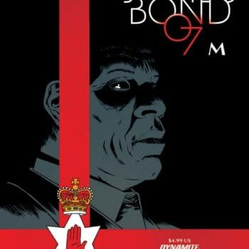Declan Shalvey And PJ Holden Are Doing A James Bond: M One-Shot