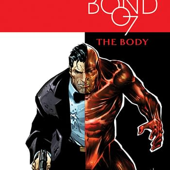 Exclusive First Look At Ales Kots James Bond: The Body #1