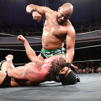 The Weekly Static: Interviews E01: Ring Of Honor Wrestlings Jay Lethal