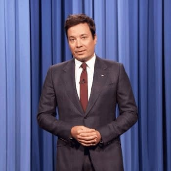 Jimmy Fallon from The Tonight Show, courtesy of NBCU.