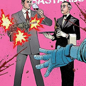 Jimmys Bastards #5 Review: Playing Catch With The Son