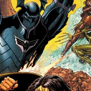 Justice League #32 Review: Goes Nowhere But A Fun Time