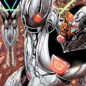 Justice League #33 Review: Cyborg Takes Back The Fight