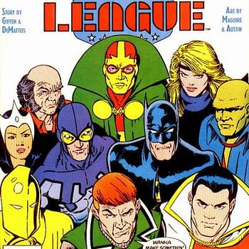 Justice Leagues Keith Giffen And Kevin Maguire Head To New Jersey