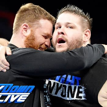 Kevin Owens And Sami Zayn Kicked Out Of Europe In WWE Brexit Sequel