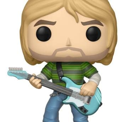 Kurt Cobain Jerry Garcia And Elton John Form All-Star Funko Jam Band