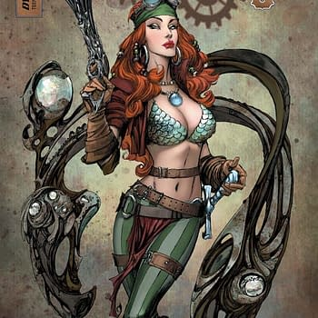 Marc Andreyko To Write Legenderry: Red Sonja For Dynamite