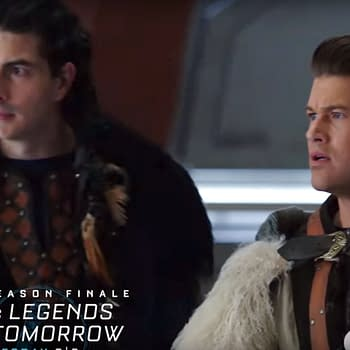 Legends of Tomorrow Season 3: Mid-Season Finale Now With Vikings