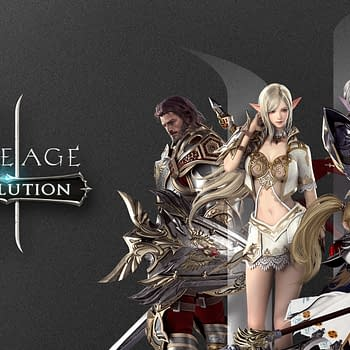 Lineage II: Revolutions New Update Brings Massive Real-Time PVP Modes
