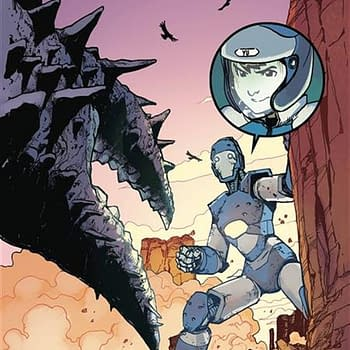 Mech Cadet Yu #4 Review: First Contact For The Cadets