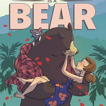 Dead Weight And My Boyfriend Is A Bear: New Graphic Novels In Oni Press February 2018 Solicits