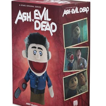 If Youre An Evil Dead Fan This Ashy Slashy Puppet Is A Must