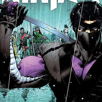 Ninja-K #1 Review: A Strong Start To A Super-Spy Action Adventure