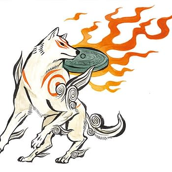 Okami HD Receives Several New Trailers &#038 Images