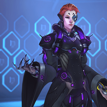 Moira Officially Gets Added To The Overwatch PTR