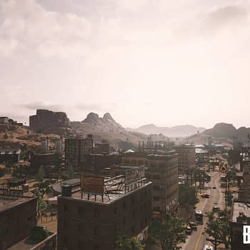 Check Out The Latest Pictures Of PUBGs Desert Level