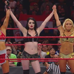 Free Of Alberto El Patron, Paige Makes Big Impact On Return To WWE Raw