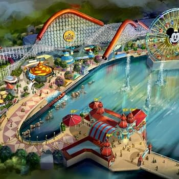 Disneylands Pixar Pier Opening Summer Of 2018
