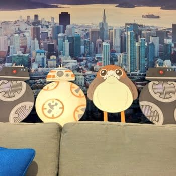 Breaking News: There Are #Porg Emojis on Twitter, and #BB8 and #BB9E Too