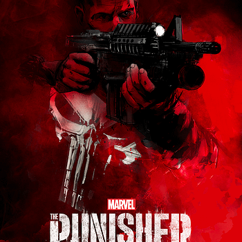 Punisher Gets an Awesome Looking New Mondo Poster by Jock