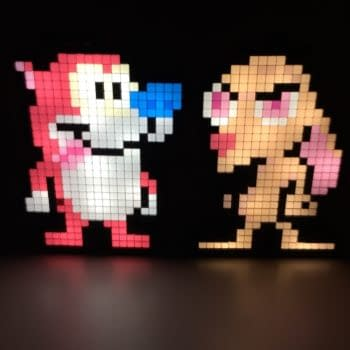 You Bloated Sack Of Protoplasm: We Review The Ren & Stimpy Pixel Pals