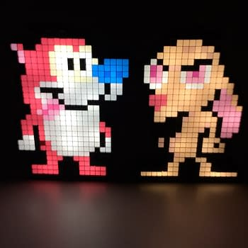 You Bloated Sack Of Protoplasm: We Review The Ren &#038 Stimpy Pixel Pals