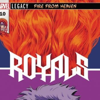 Royals #10 Review: Picking A Fight With The Gods