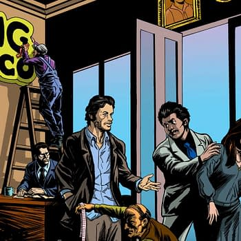 Scoundrel #1 Review: Decadent Debauched and Driven