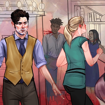 Check Out The Magicians – Fanimations: Party Tricks Chapter 3