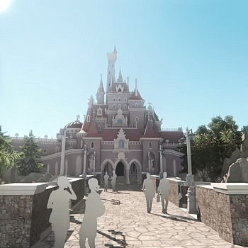 Tokyo Disneyland Expanding With New Beauty And The Beast Attraction And More