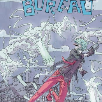 Shiver Bureau And The Continuation Of Stabbity Bunny: Scout February 2018 Solicits