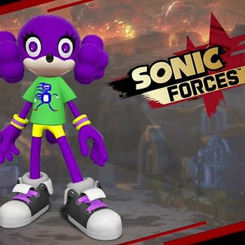 You Can Now Get A Sanic Shirt In Sonic Forces