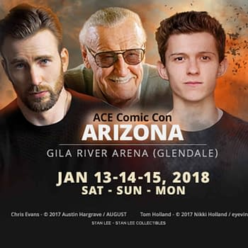 Stan Lee To Cameo At Shamus Bros ACE Comic Con In Arizona This January