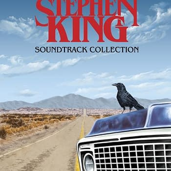 Stephen King Fans Grab This Soundtrack Collection While You Can