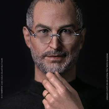 Apple Fans Rejoice: A High-End Steve Jobs Figure Is On Its Way