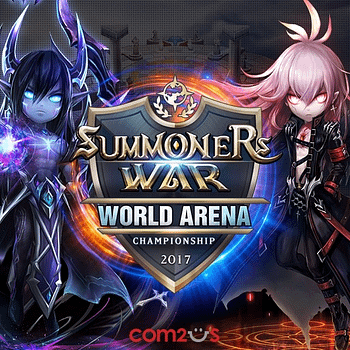 Summoners War Sets World Arena Championship In Late November