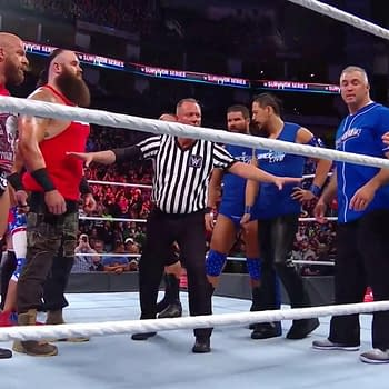 Belligerent John Cena Ruins Survivor Series By Ignoring Team Dress Code