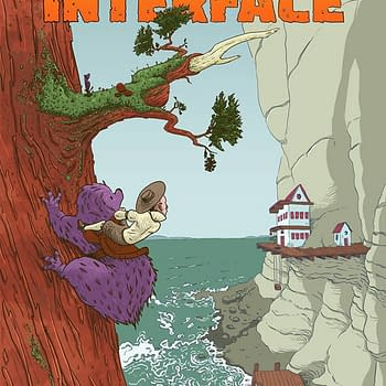 Indie Comic Spotlight Review: Tales From The Interface- Gorgeous And Surreal