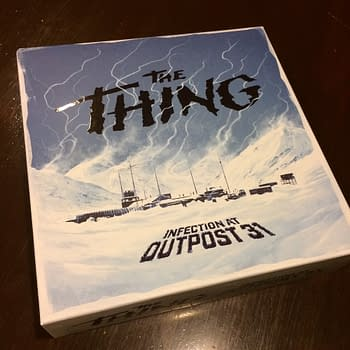 Time To Get That Blood Test: We Review The Thing &#8211 Infection At Outpost 31