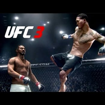 EA Sports Teases UFC 3 Reveal For November 3rd