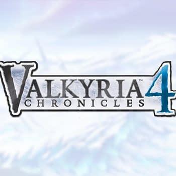 Sega Formally Announces Valkyria Chronicles 4 For Console