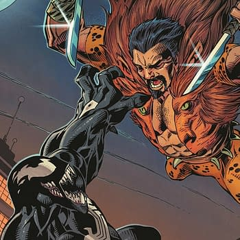 Venom #158 Review: Not As Much Action As Youd Think