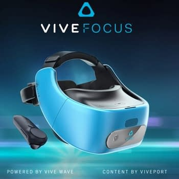 HTC Announces Standalone VR Headset The Vive Focus